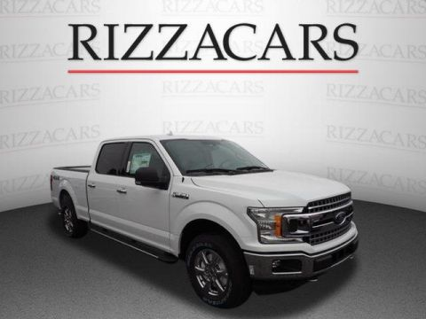 New 2018 Ford F-150  4WD
