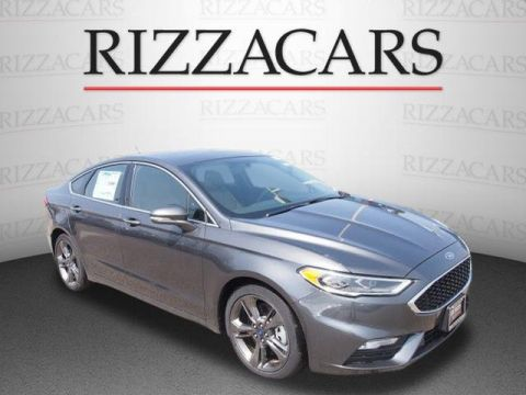 New 2017 Ford Fusion Sport AWD